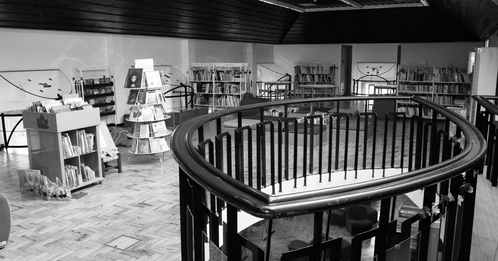 Biblioteca Municipal António Botto - Sala de leitura infantojuvenil