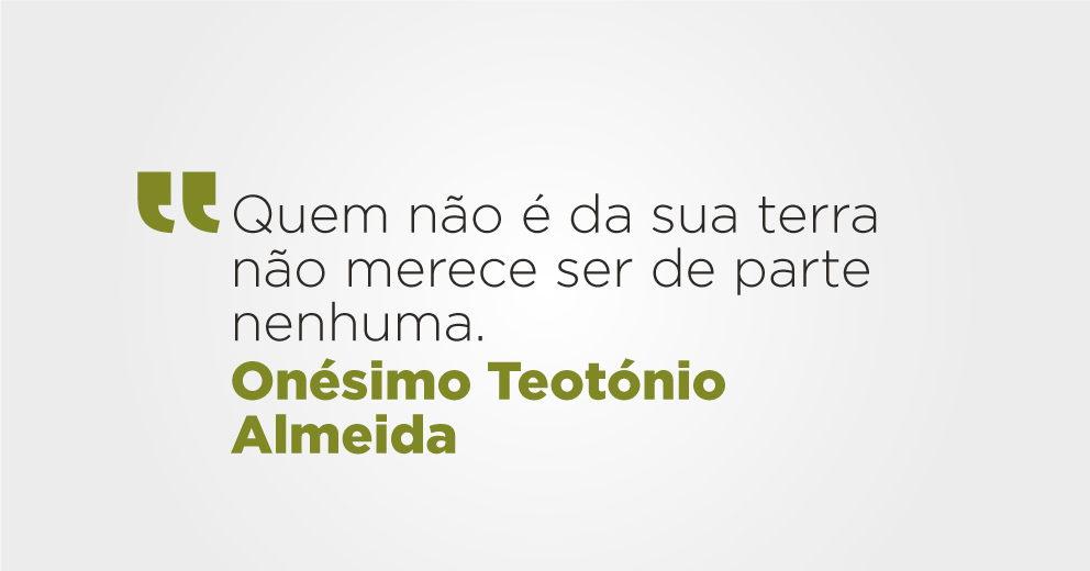 Onésimo Teotónio Almeida