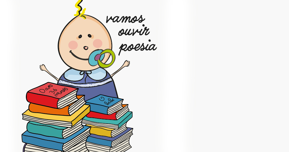 A Bebeteca ao Sábado. Animação de leitura para bebés: Vamos ouvir poesia