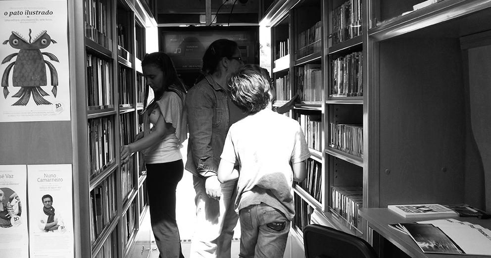 BIAgens com livros