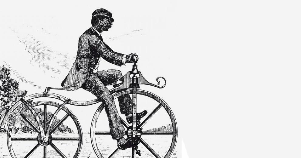 200 anos da Invenção da Bicicleta - Exposição