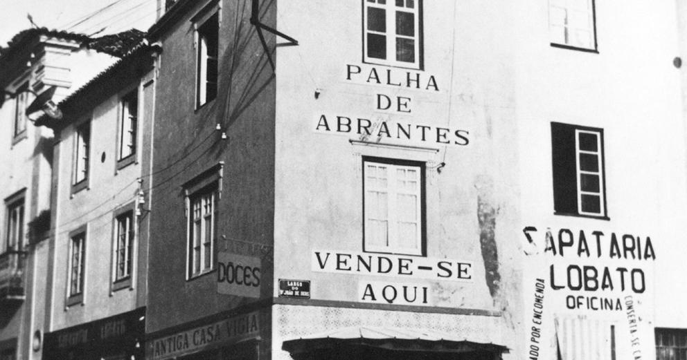 Iconografia de Abrantes em 1916