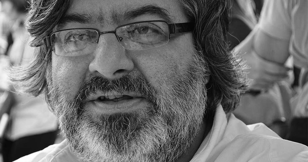 Entre nós e as palavras com o escritor José Riço Direitinho