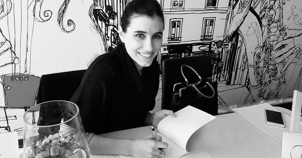 A biblioteca ao sábado com Paula Mendes