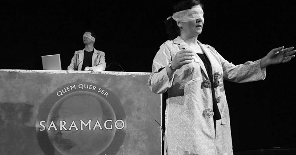 Quem quer ser Saramago?